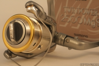 SHIMANO TWIN POWER 2500 MgS