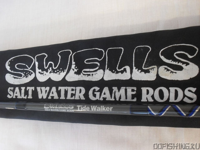 SWELLS (TIFA)  Tide Walker  TW 800
