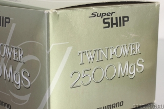 SHIMANO 01 TWIN POWER 2500MgS