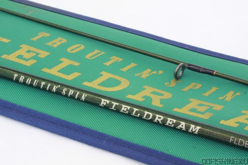Smith Troutin'Spin Fieldream FLDB-64UL
