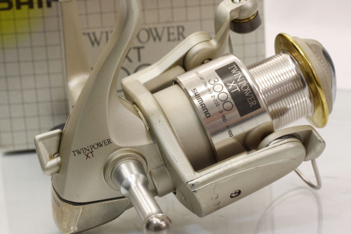 Shimano Twin Power   XT 3000 DH
