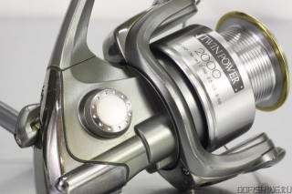 Shimano 02 Twin Power 2000