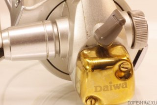 Daiwa Salt Water Team Daiwa - X 4000HiA
