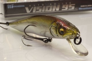 Megabass ITO Engineering Vision 95 # GG Tennessee Shad
