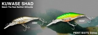 Nories Kuwase Shad D62SP